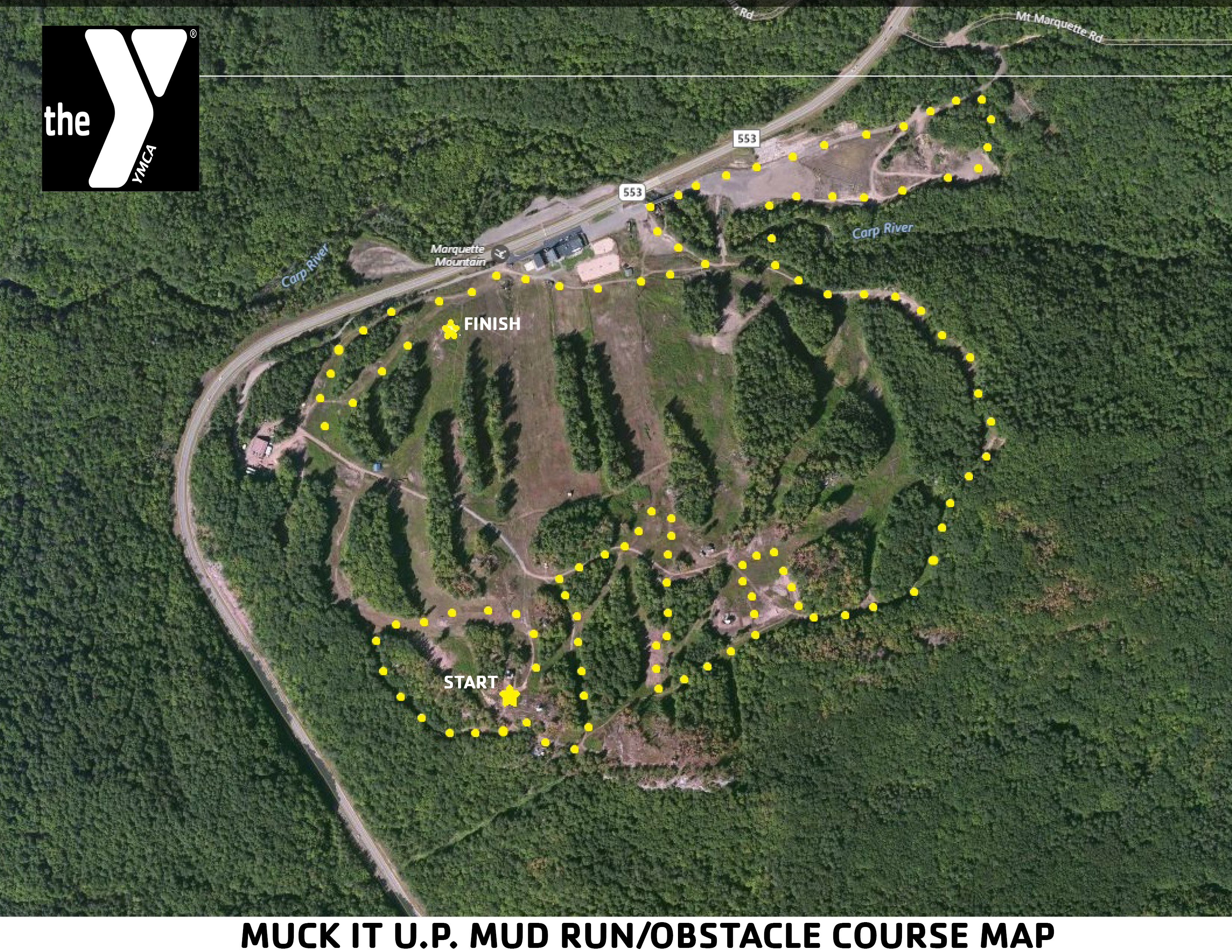 Michigans Upper Peninsula Events Event Calendar UP UP Travel - Us nationals houghton 2015 course map