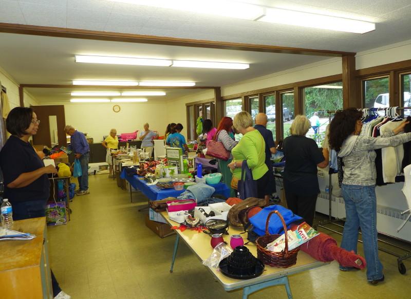 Ledgewood Christian Church 2015 Diy Rummage Sale