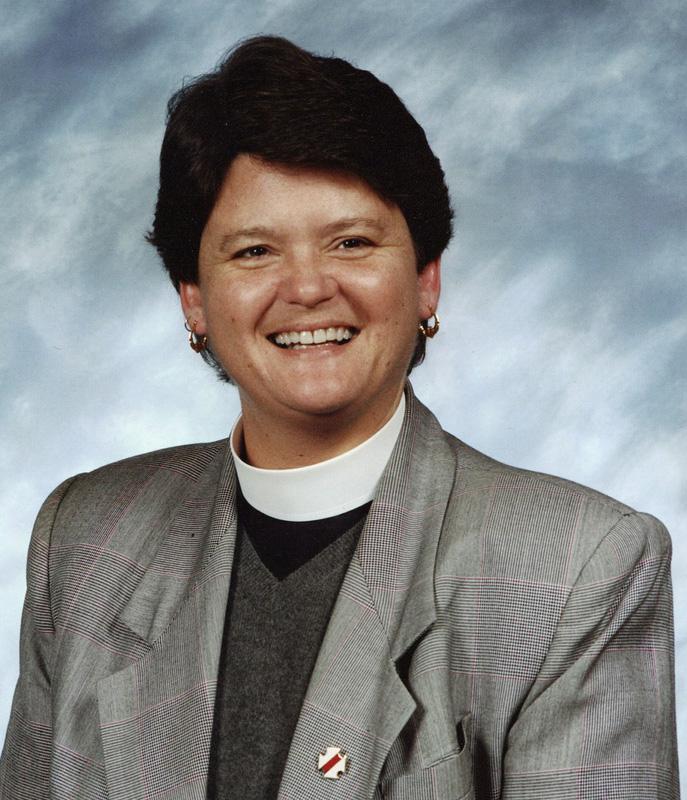 The Rev. Dr. Marguerite Alley, Deacon