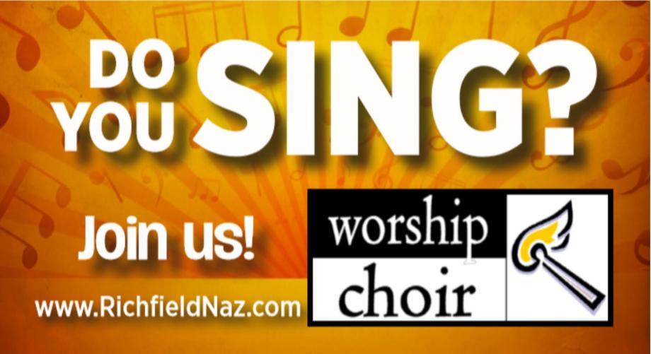 Richfield Church of the Nazarene - Do You Sing?