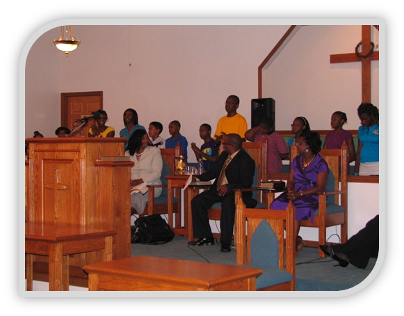 Baptist Church Annual Usher Day Program | just b.CAUSE
