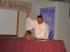 Lisa Woodlee's Baptism