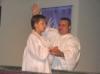 Caleb Pursley's Baptism