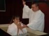 Renee Schmidt's Baptism