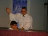 Charles Clayton's Baptism