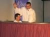Eric Pursley's Baptism