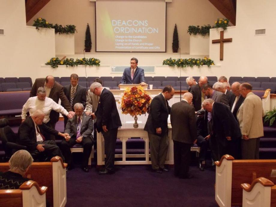 Deacon Ordination 2015