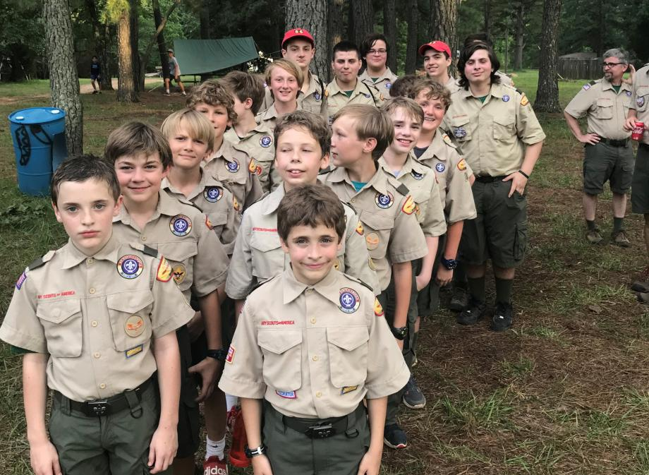 Troop 86 Boys