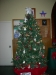 Wright Hall Christmas tree