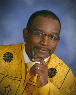 Dr.Fredrick A. Davis, Pastor