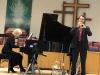 Eric Room, Trumpet;  Avis Room, Piano