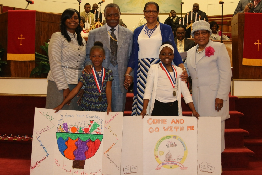 First Jurisdiction Illinois - Sunday School Olympic Champions