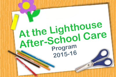 At the Lighthouse After-School Program