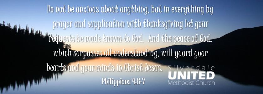 facebook banner Phil 4: 6-7