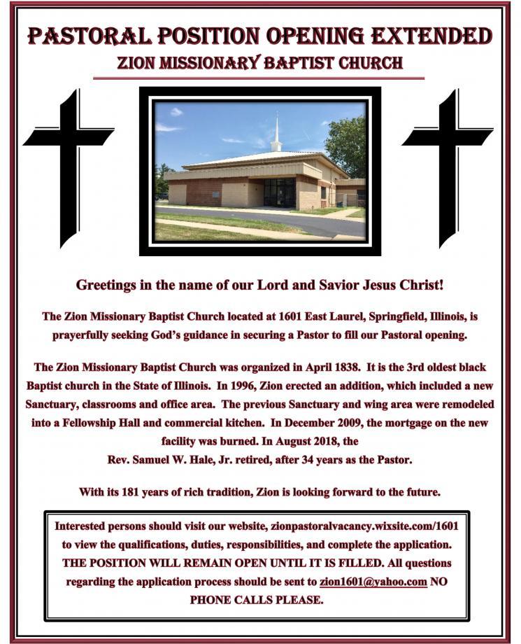 Wood River Baptist District Association, Inc - Churches