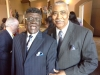 Dr. Fairley & Tony Sebile