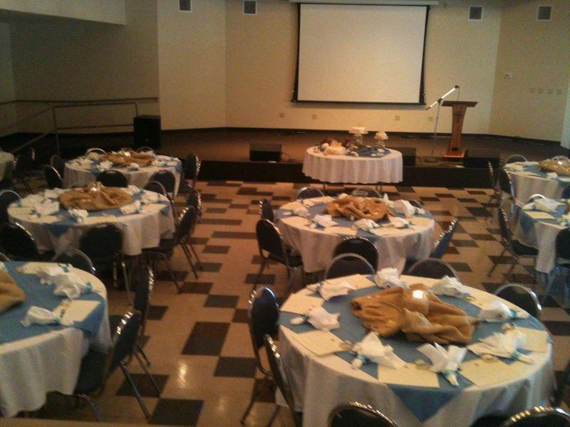 first baptist church volunteer appreciation banquet
