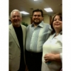 Pastor David and Faith with Paul Wilbur