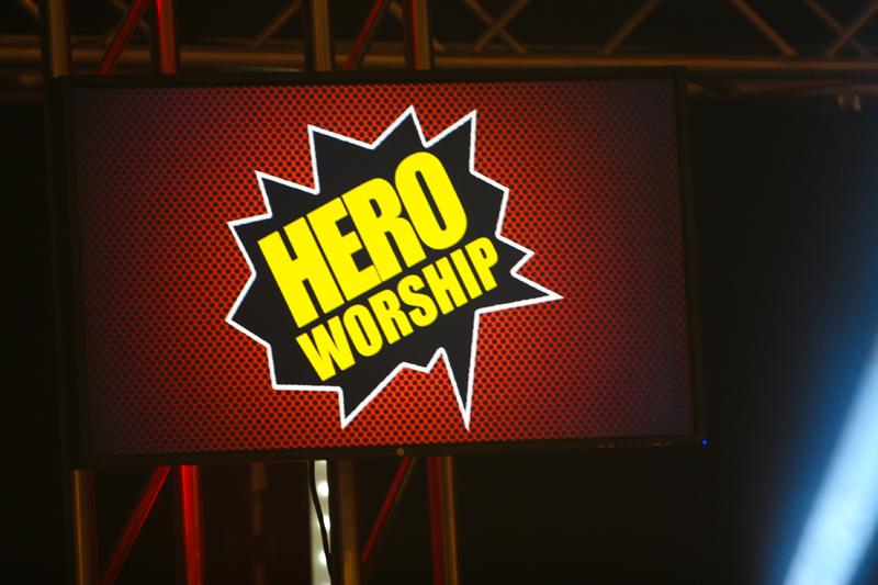 Community Christian Church - Hero Worship (K-5th Grade)