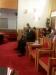 Jordan's Initial Sermon