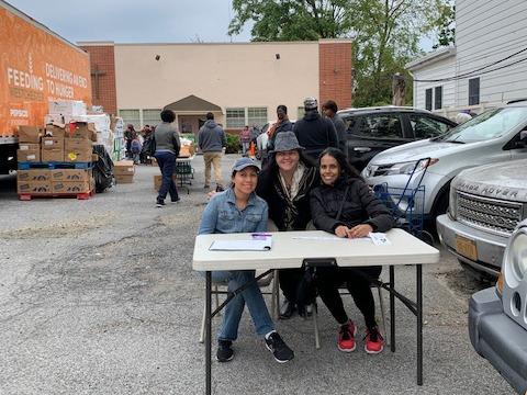 Food Assistance Volunteers