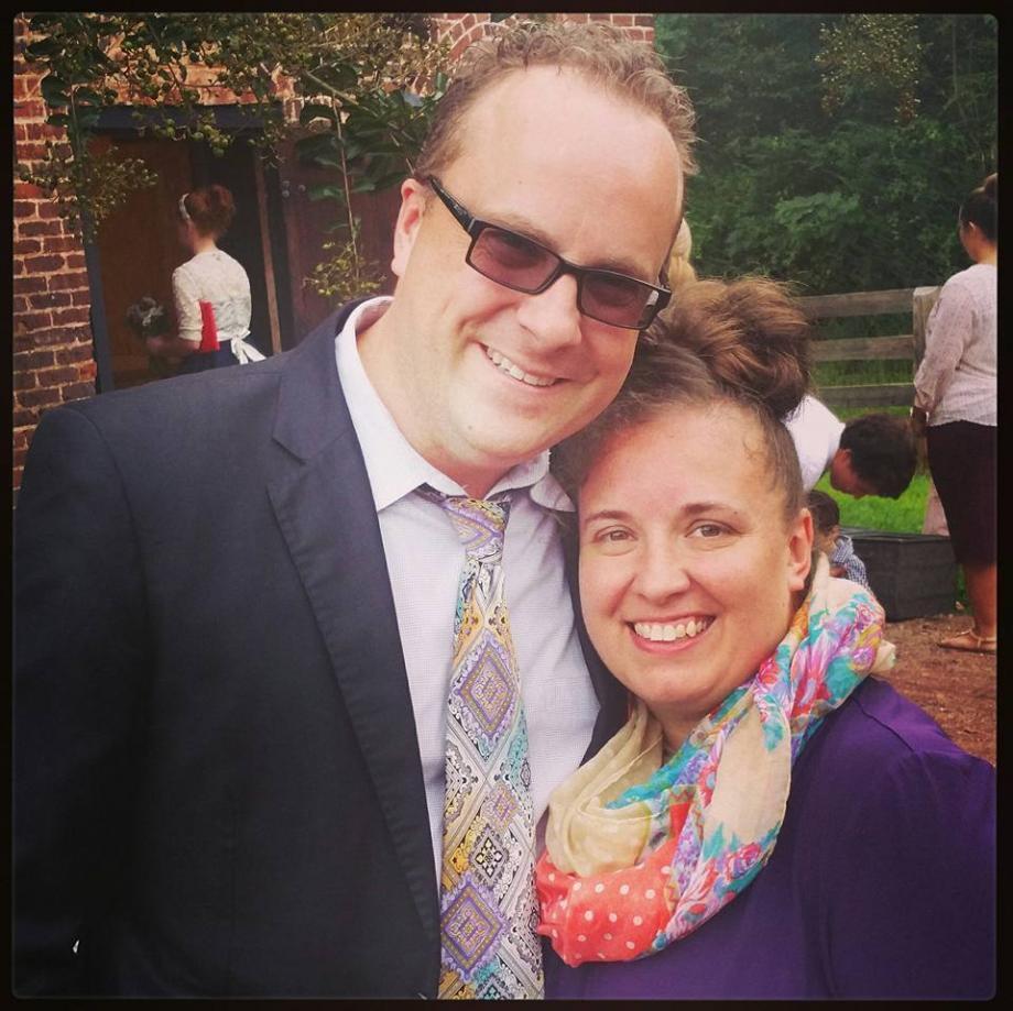 Pastor Brandon Batten & Sister Alison Batten