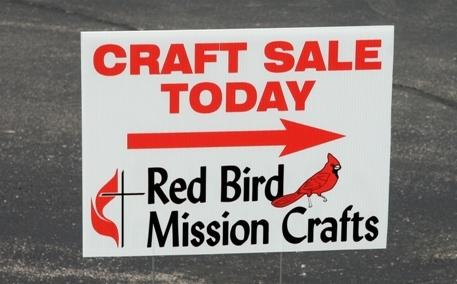 Red Bird Mission Craft Fair