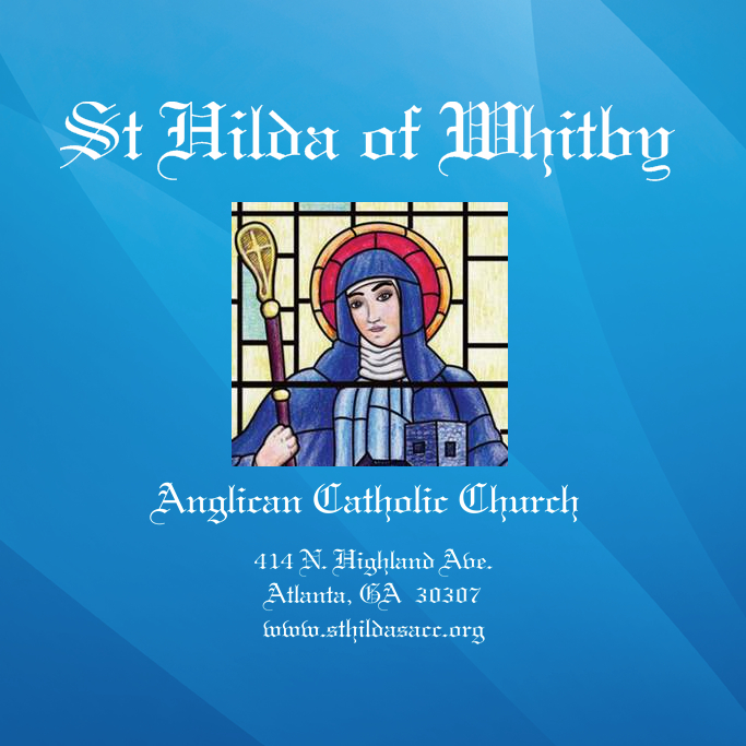 St  Hilda of Whitby Anglican Catholic Church - Your Spiritual Home
