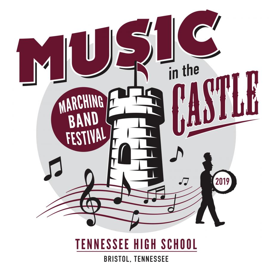 Tennessee High School Band - Mighty Viking Band - Music In