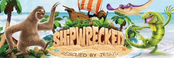 Shipwrecked Banner
