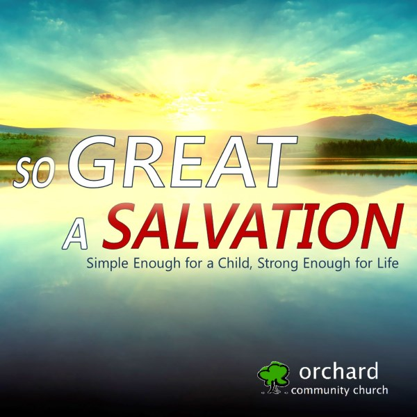 So Great a Salvation Series Logo