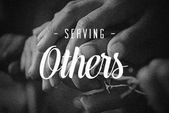 People Serving Others