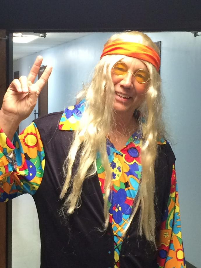 Yeah - Our Principal is Groovy