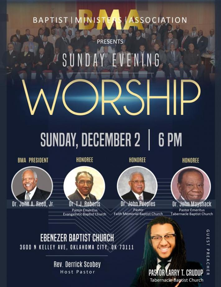 Fairview Missionary Baptist Church - Events