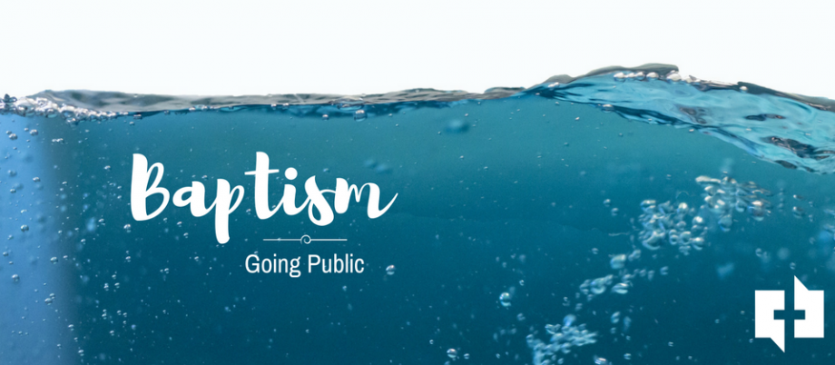 Cornerstone Church Helping People Become Alive In Christ Baptism