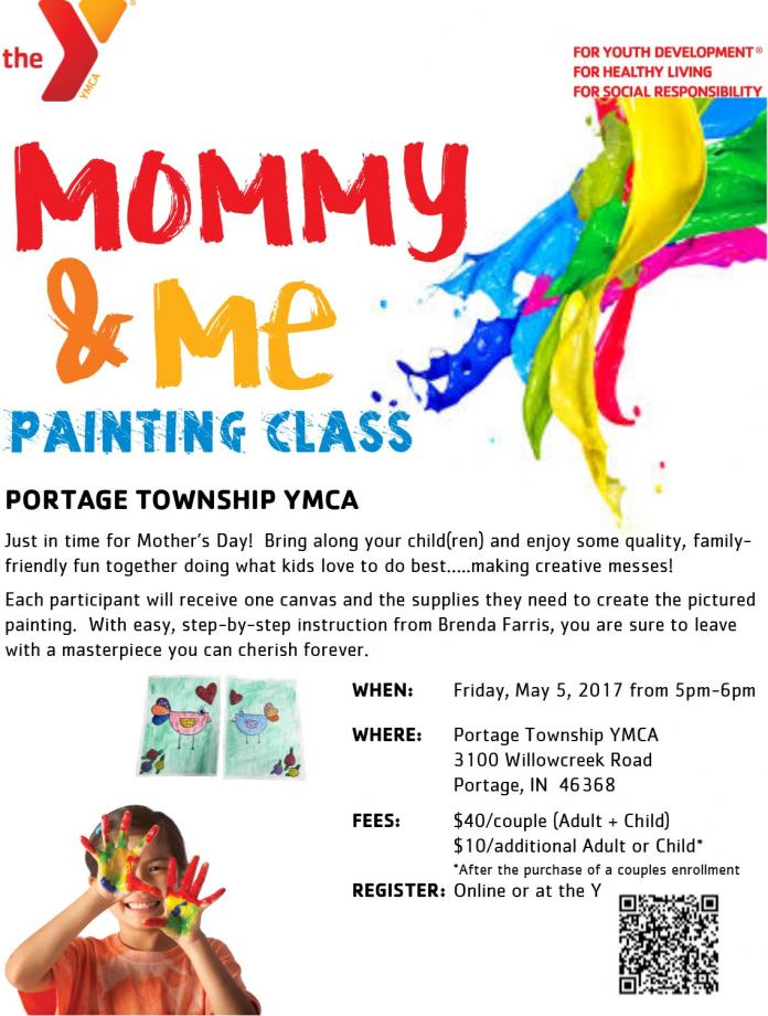 Portage Township Ymca Events