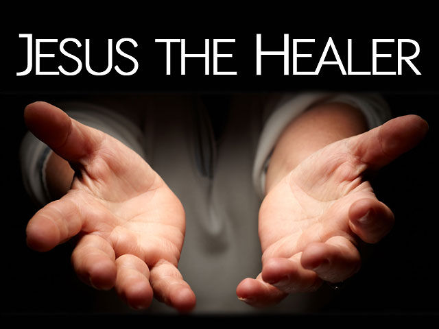 healing spirit lord savior dear