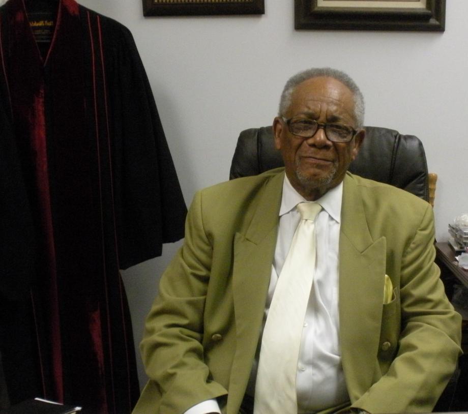 Gayles Memorial Baptist Church - Pastor Marshall Office