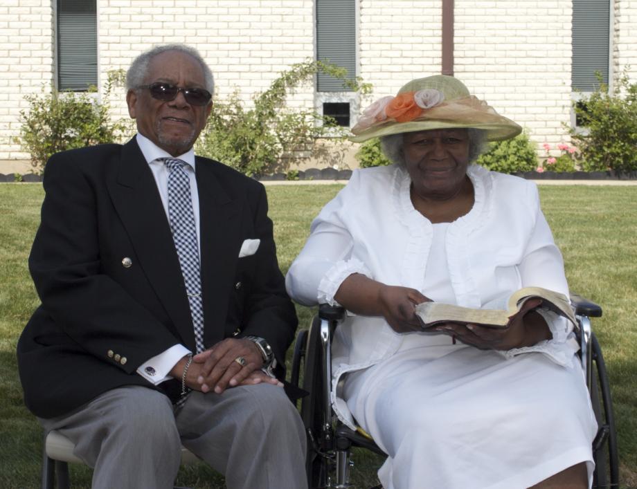 Gayles Memorial Baptist Church - Pastor & Min. Marshall