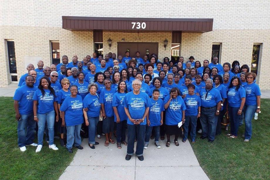 Gayles Memorial Baptist Church - Church Anniversary