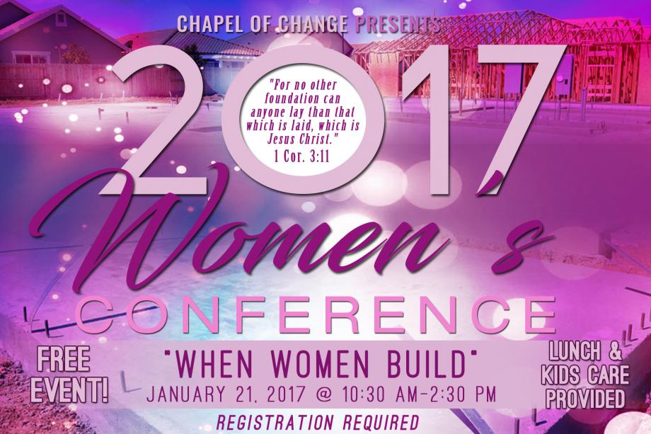 WOMEN'S CONFERENCE IMAGE