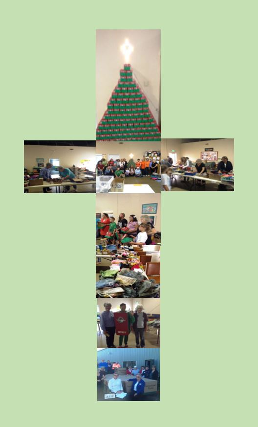 Operation Christmas Child Labels 2019.Lake Tulloch Bible Church Be The Church Operation