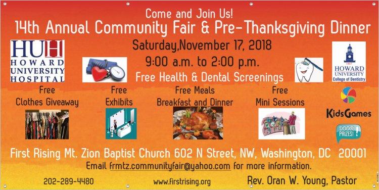 Community Fair 2018