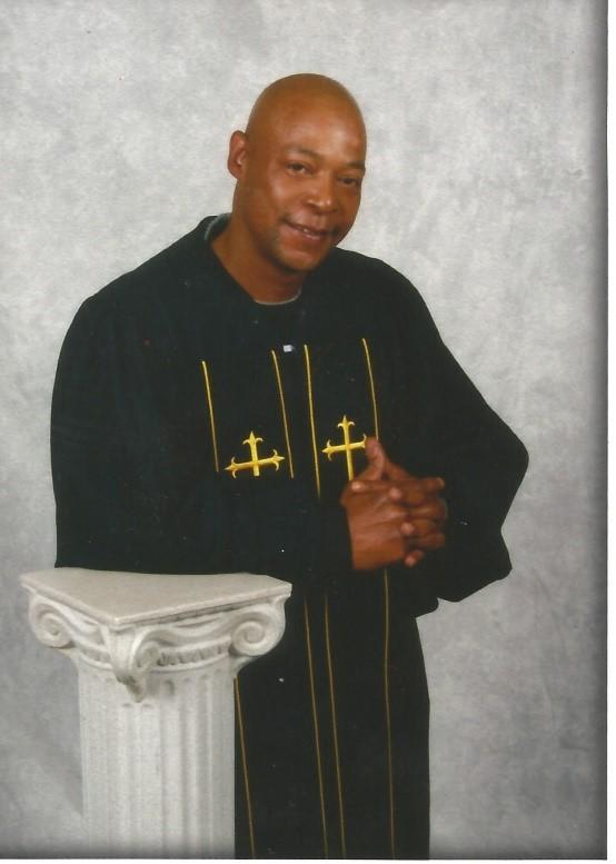 Reverend Oscar R. Rivers, III