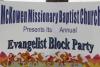 2016 Evangelism Block Party