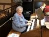 Pat Civitate at the Organ