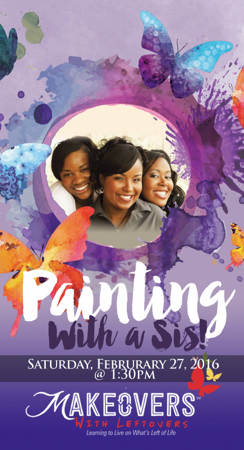 Sheila b ministries inc ministering to women in all for Painting with a twist cedar hill tx