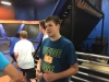 Confirmation Youth at SkyZone Trampoline Park 2016