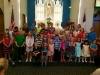 Sunday School Sings at Worship