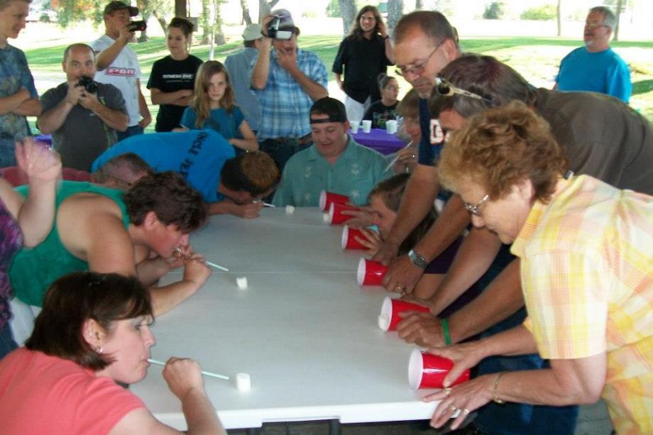 Small Group Fall Kick Off Activities!